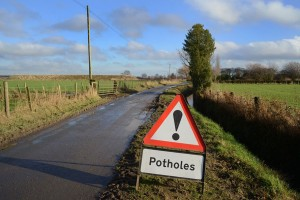 Pothole Repair Macadam from Kellys of Fantane